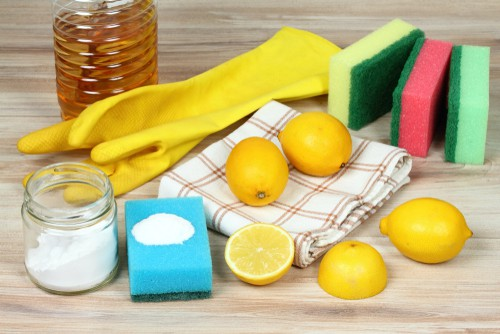 Cleaning with Sodium Bicarbonate
