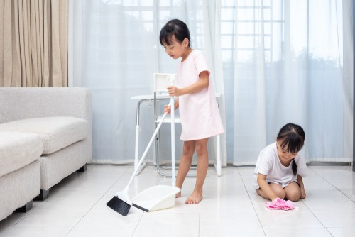 How To Deep Clean Your House in One Day?
