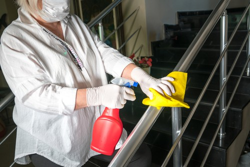 Hotel Cleaning And Disinfection Service