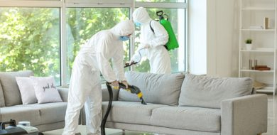 Is Hiring A Home Disinfection Service A Good Idea?
