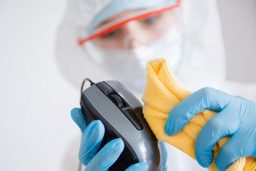 Office Cleaning Checklist 2021