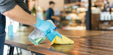 What Is The Procedure Of Cleaning A Restaurant?